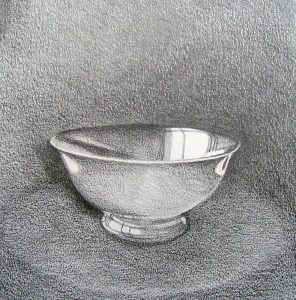Empty Bowl | Graphite on paper £100